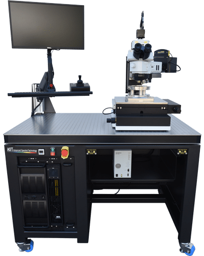 AST-200M NIR & SWIR-Infrared Inspection Metrology & FA