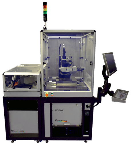 Automated AST-300 w/ loader Inspection & Metrology